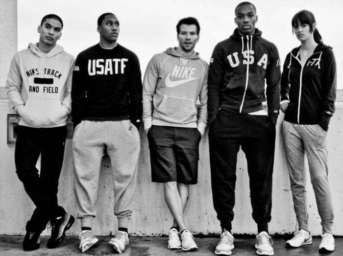 7356104c Спортивная одежда Nike — выбор нового поколения